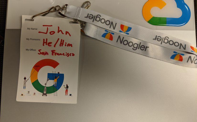 v2g: A Former VMware Solution Engineer Joins Google Cloud