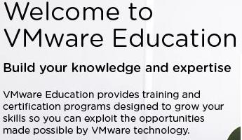 VMware Education - VMware Certification